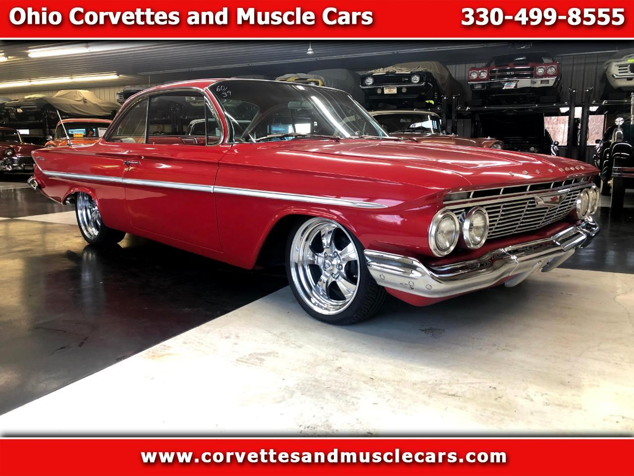 1961 Chevrolet Bel Air Bubble Top photo
