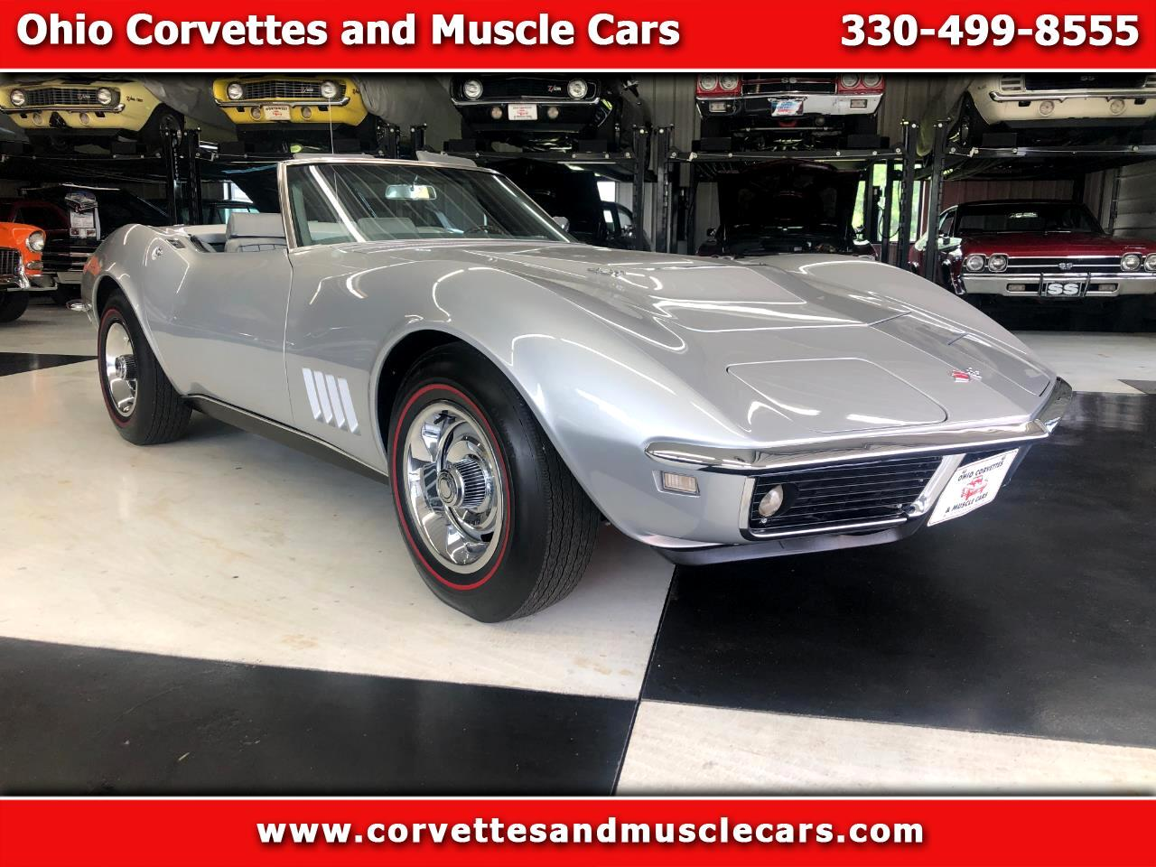 Chevrolet Corvette Sting Ray   1968