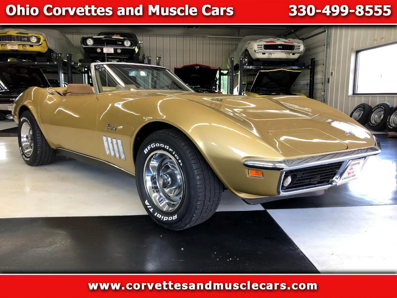 Chevrolet Corvette Convertible 1969