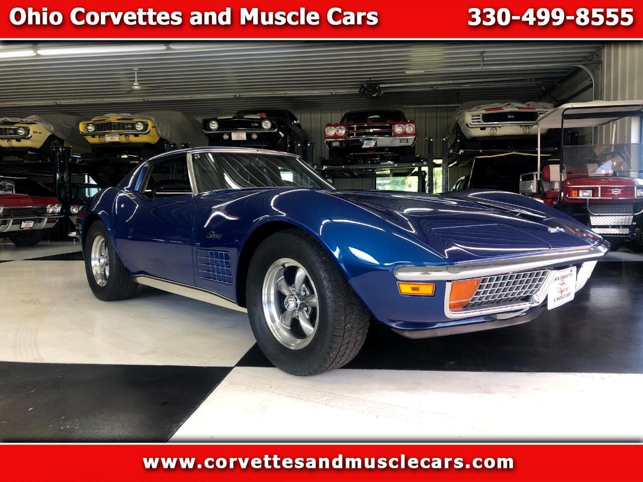 Chevrolet Corvette 2D Coupe 1972