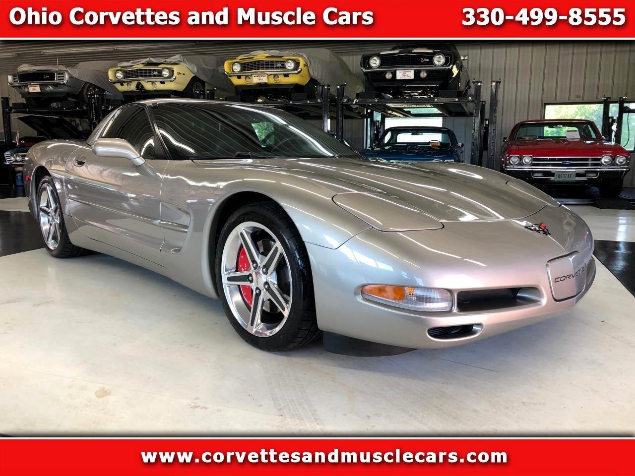 Chevrolet Corvette 2D Coupe 1998