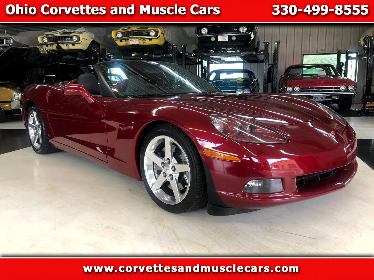 Chevrolet Corvette 1LT Convertible 2006