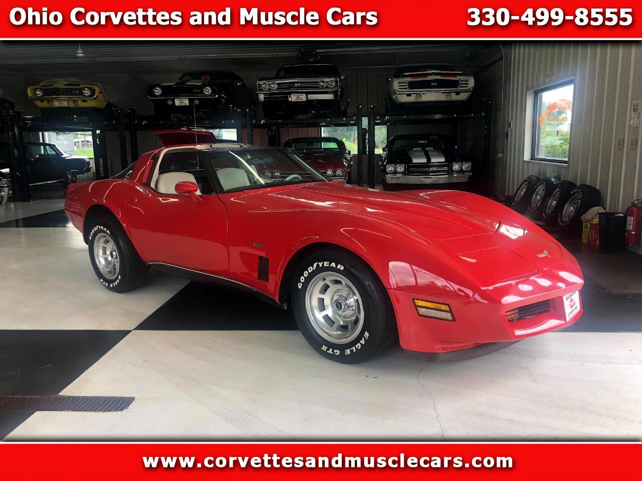 Chevrolet Corvette 2D Coupe 1980