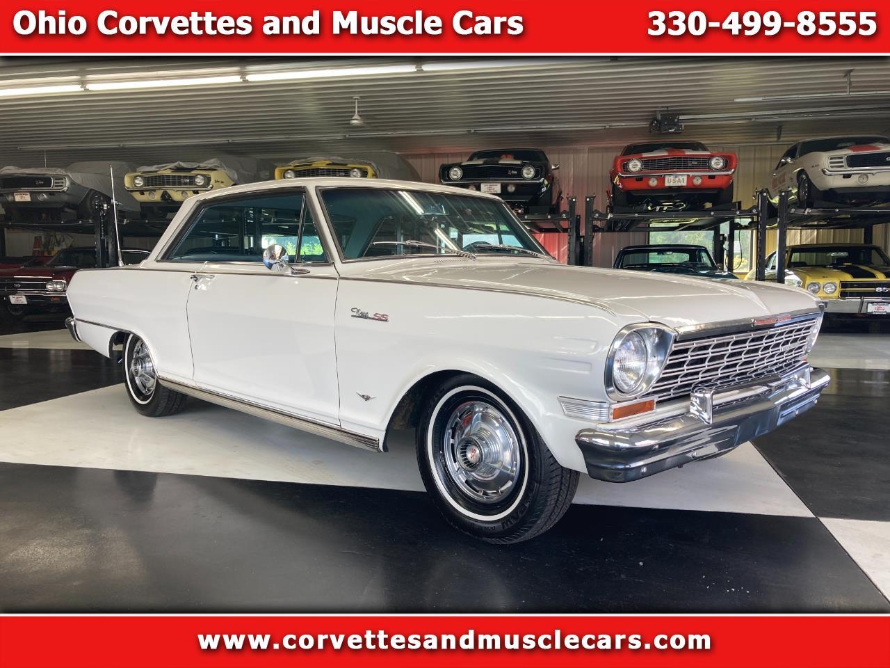 Chevrolet Chevy II Nova  1964