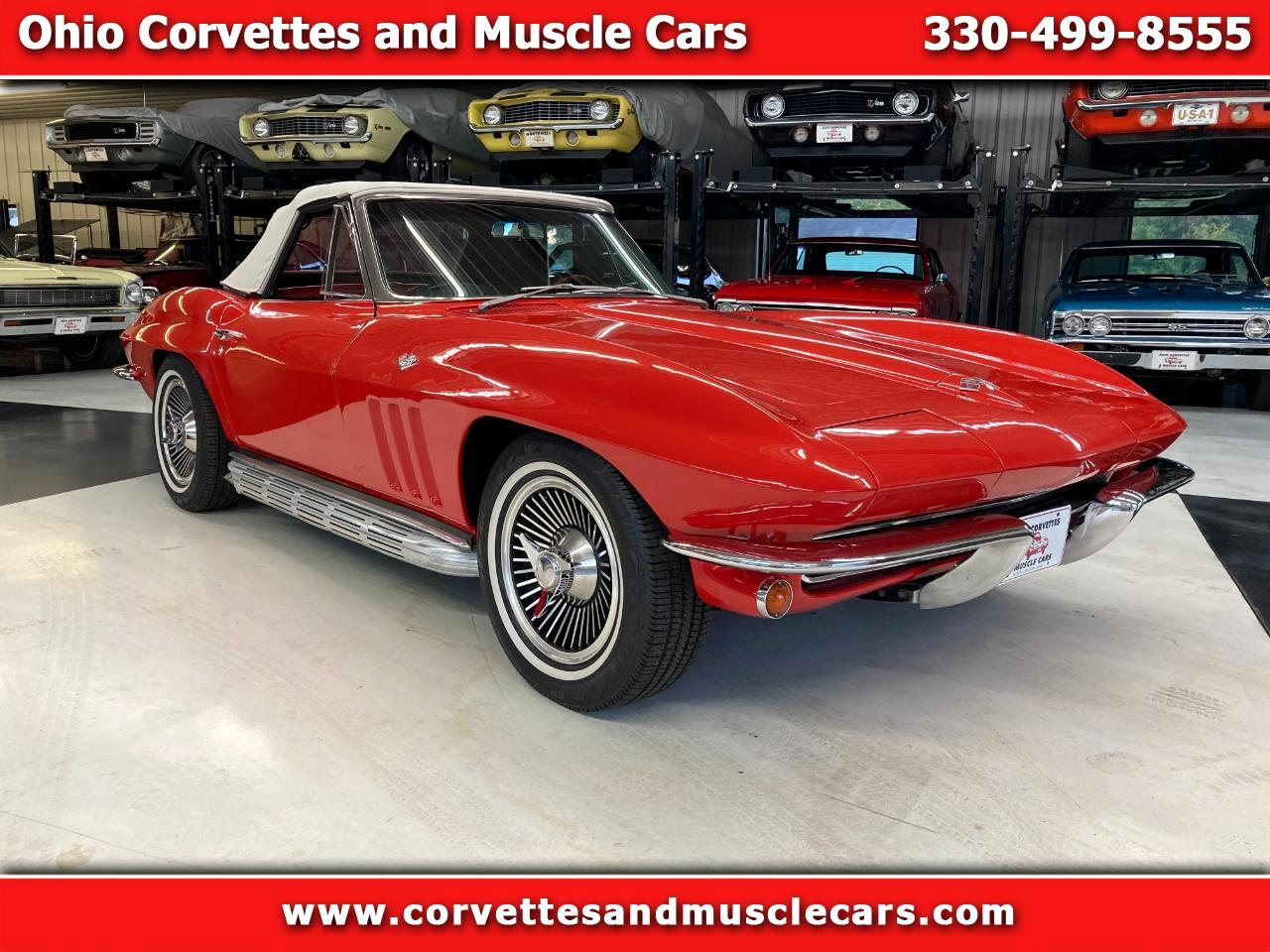 Chevrolet Corvette Stingray Convertible  1965