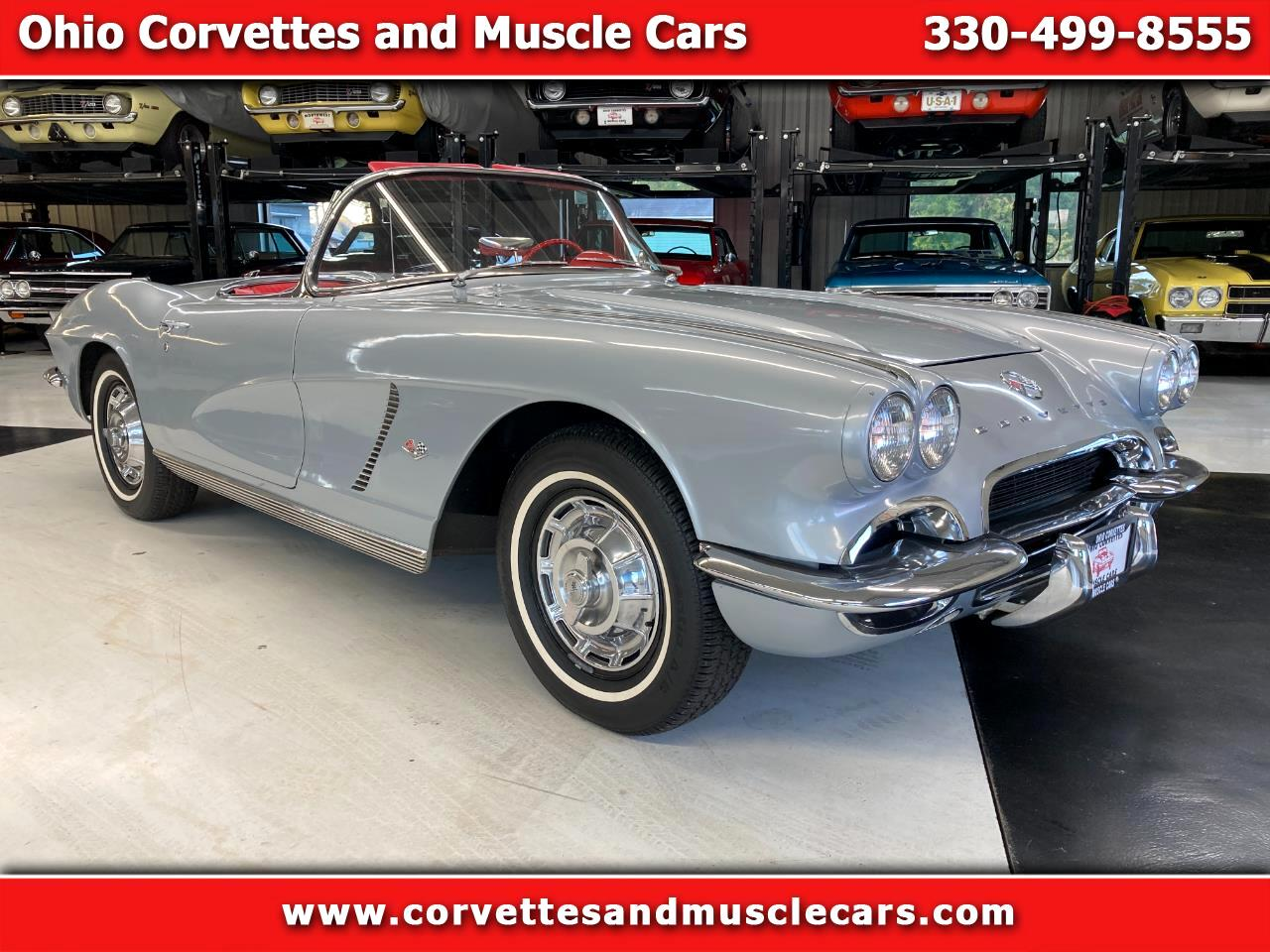 Chevrolet Corvette Convertible 1962