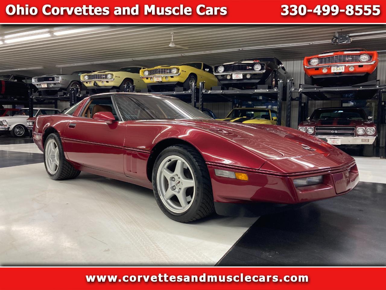 Chevrolet Corvette ZR-1 1990