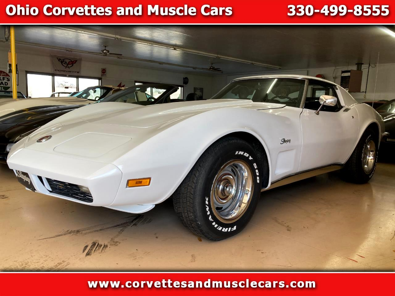 Chevrolet Corvette Coupe 1973