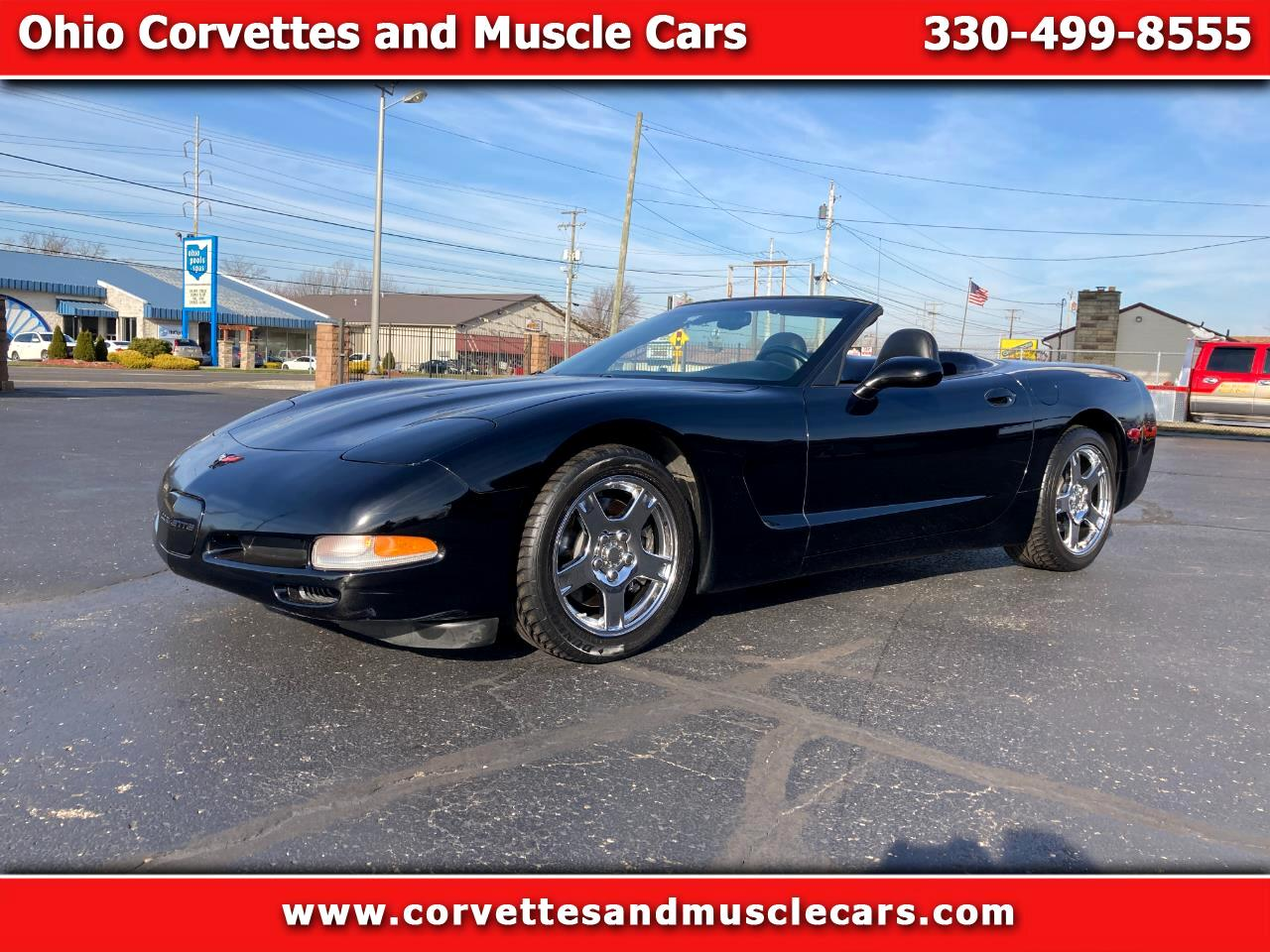 Chevrolet Corvette Convertible 1998