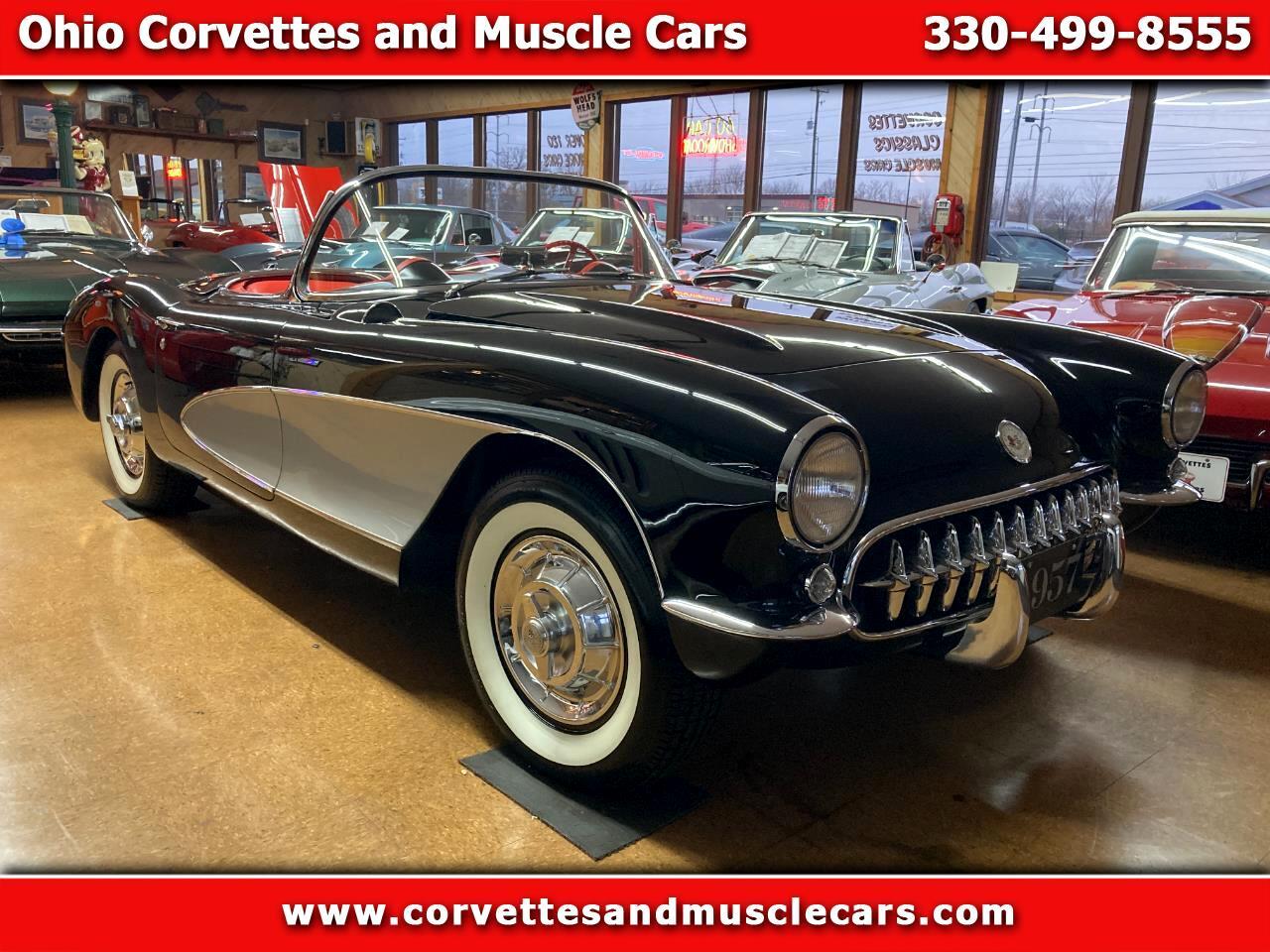 Chevrolet Corvette  1957