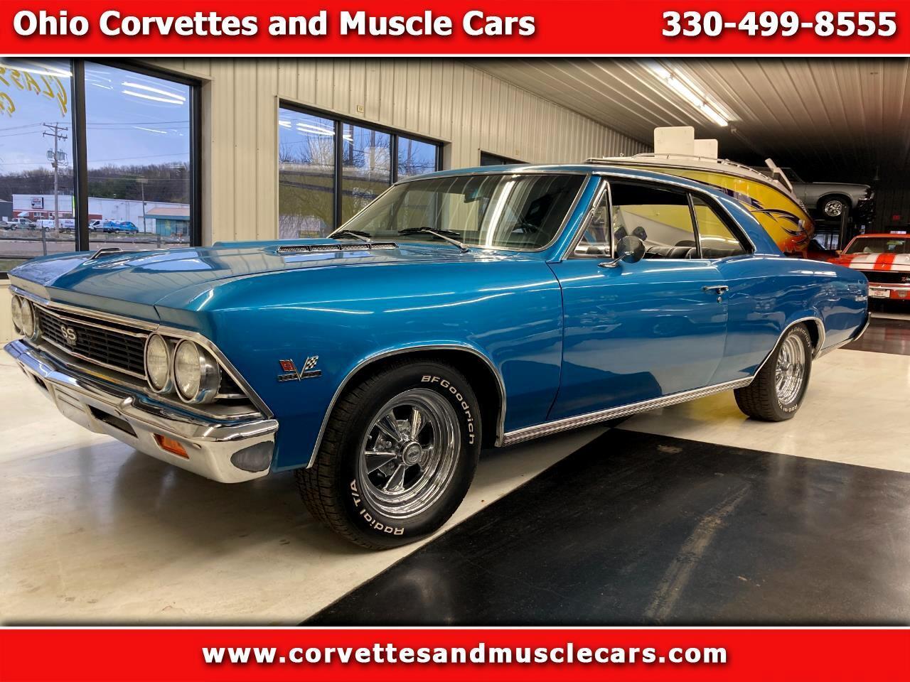 Chevrolet Chevelle SS 396  1966