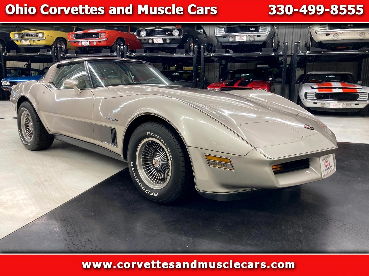 Chevrolet Corvette Collector Edition 1982