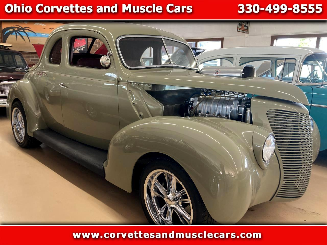 Ford Coupe  1939