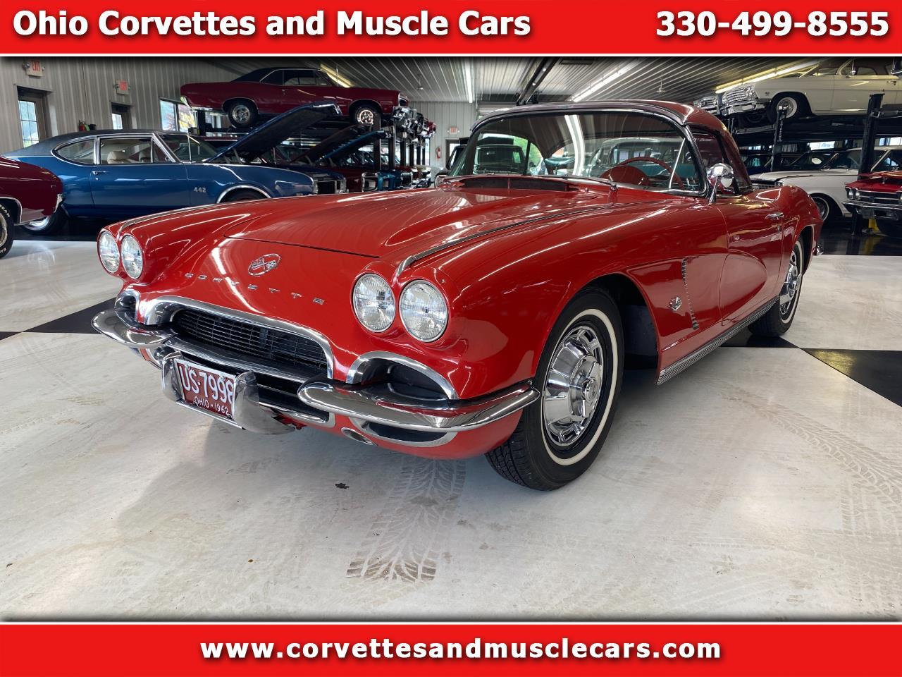 Chevrolet Corvette 2dr Coupe 1962