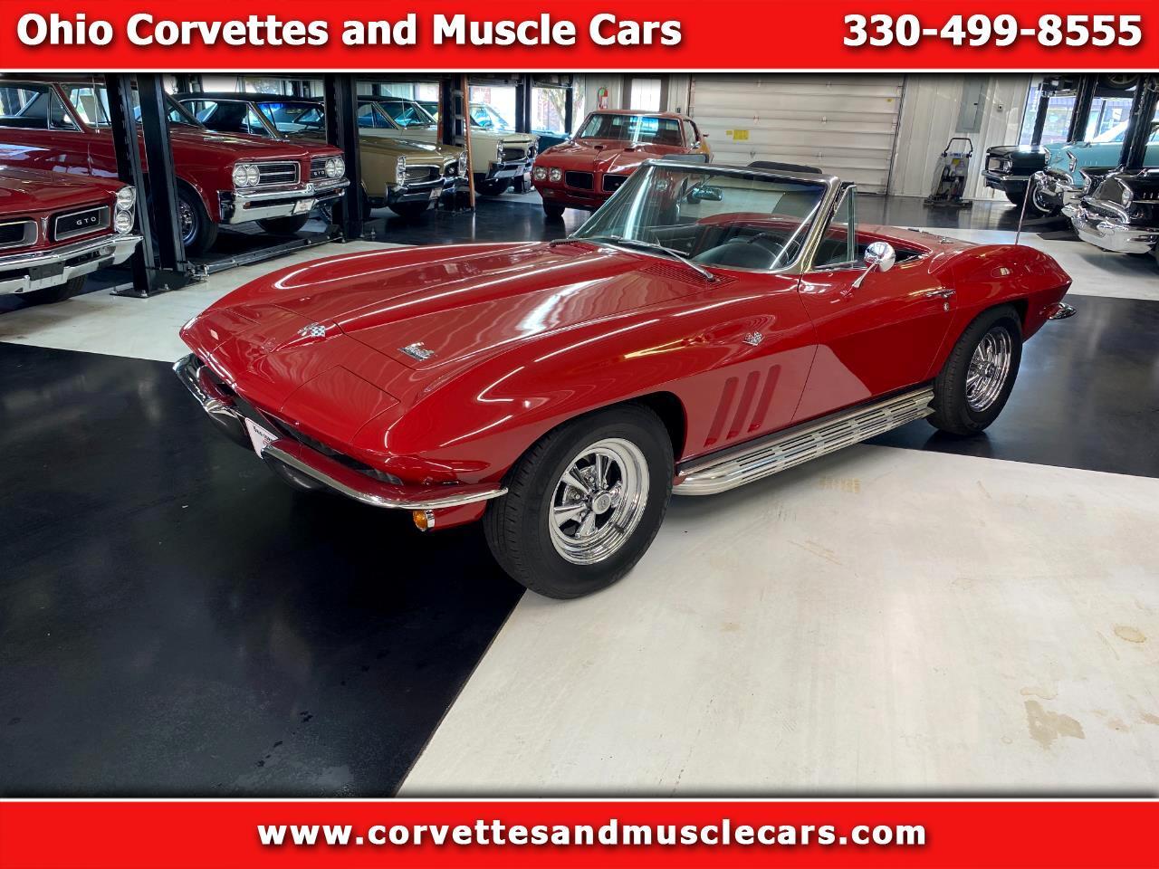 Chevrolet Corvette Stingray Convertible  1966