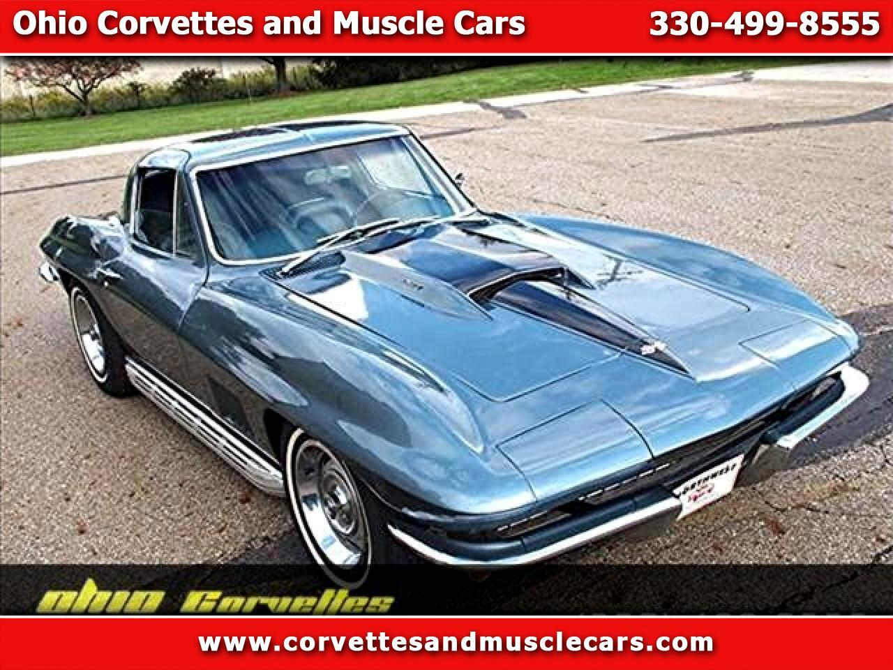 Chevrolet Corvette Coupe 1967