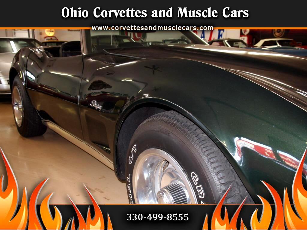 1974 Chevrolet Corvette Convertible