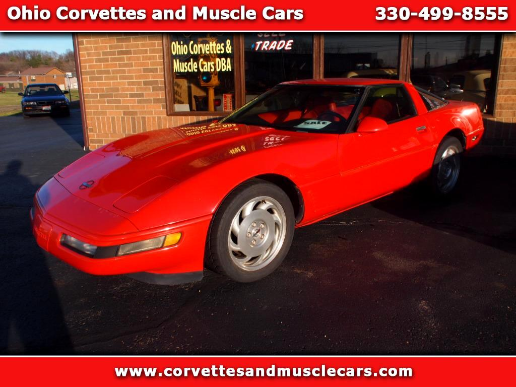 Chevrolet Corvette Coupe 1995
