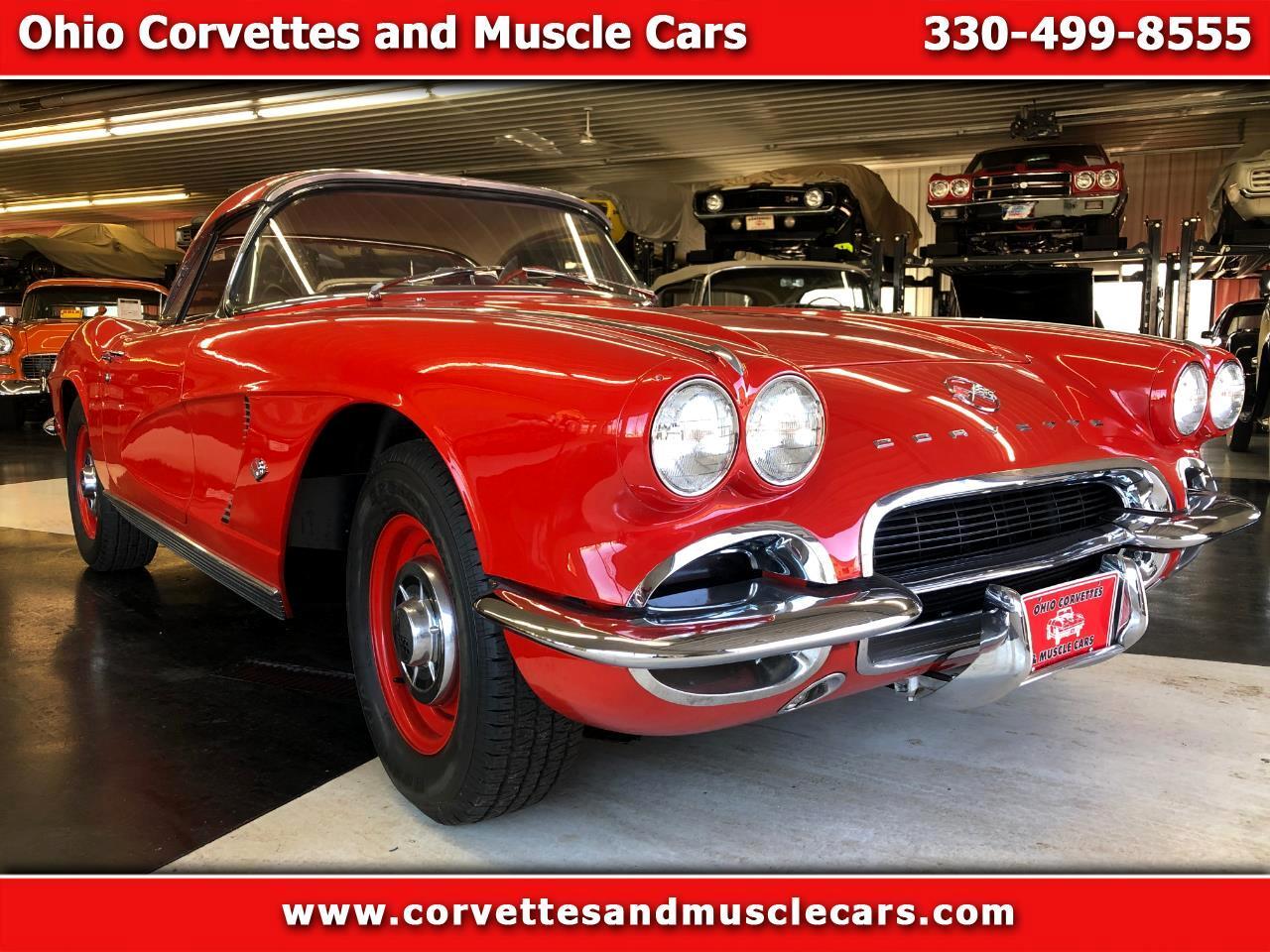 Chevrolet Corvette Hardtop 1962