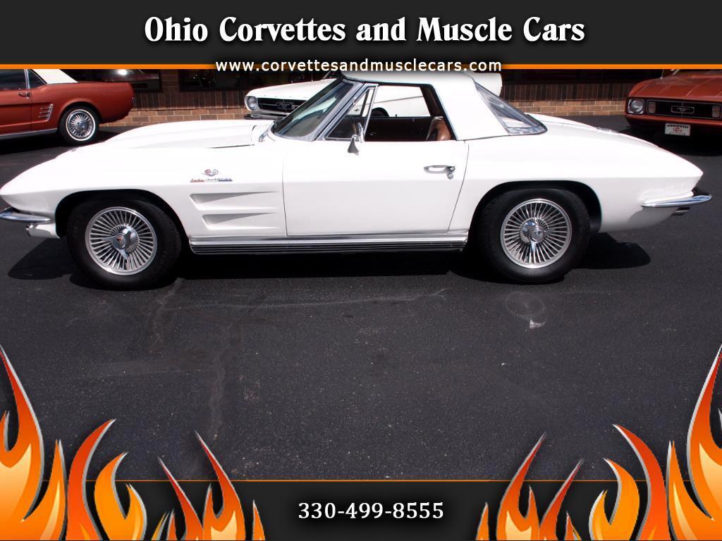 Corvette 1964 chevrolet corvette : Used Cars for Sale North Canton OH 44720 Ohio Corvettes and Muscle ...