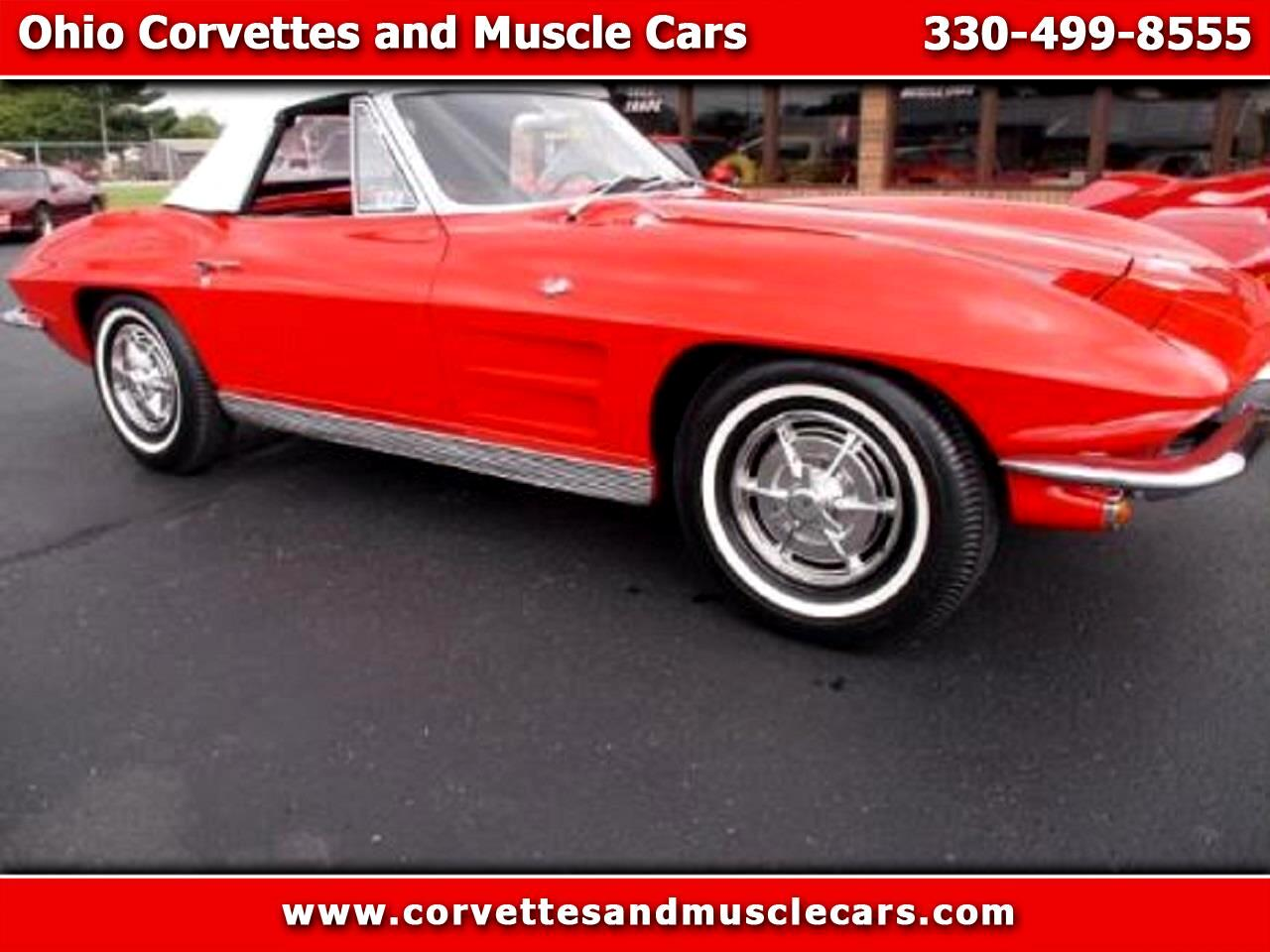 1963 Chevrolet Corvette Sting Ray photo