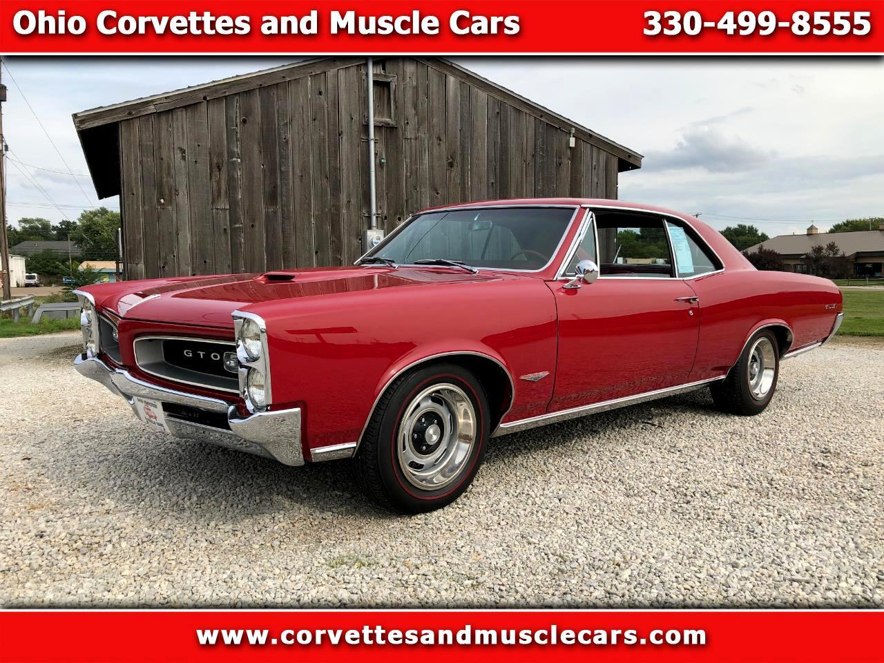 Pontiac GTO Coupe 1966