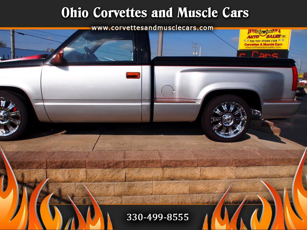 1991 Chevrolet C/K 1500 Sportside