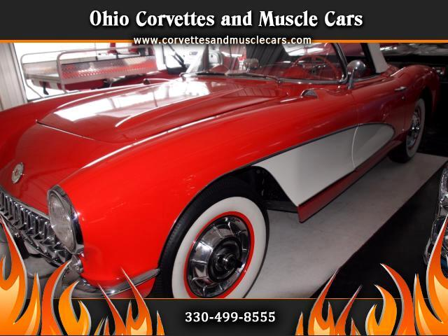 1957 Chevrolet Corvette Roadster