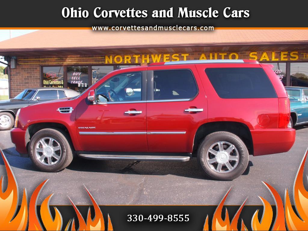 Cadillac Escalade AWD 2010