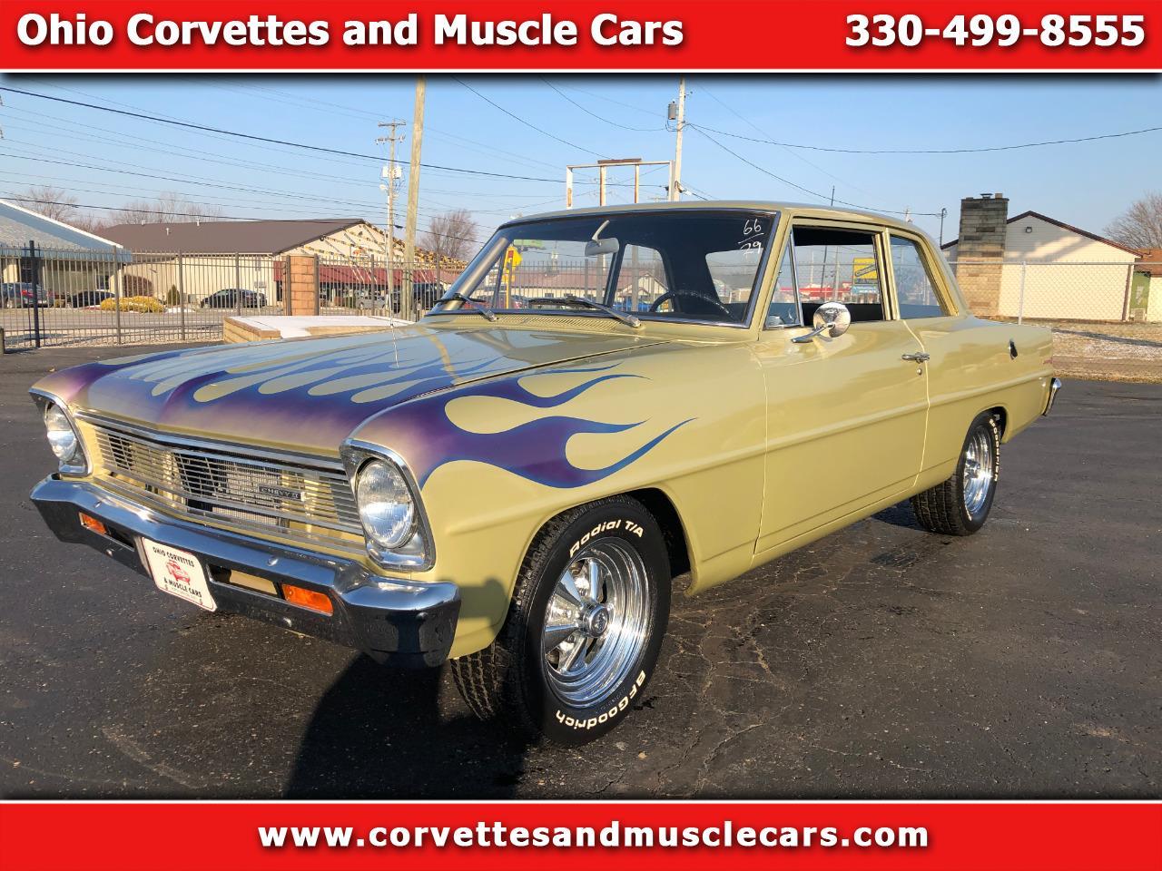 Chevrolet Chevy II Nova  1966
