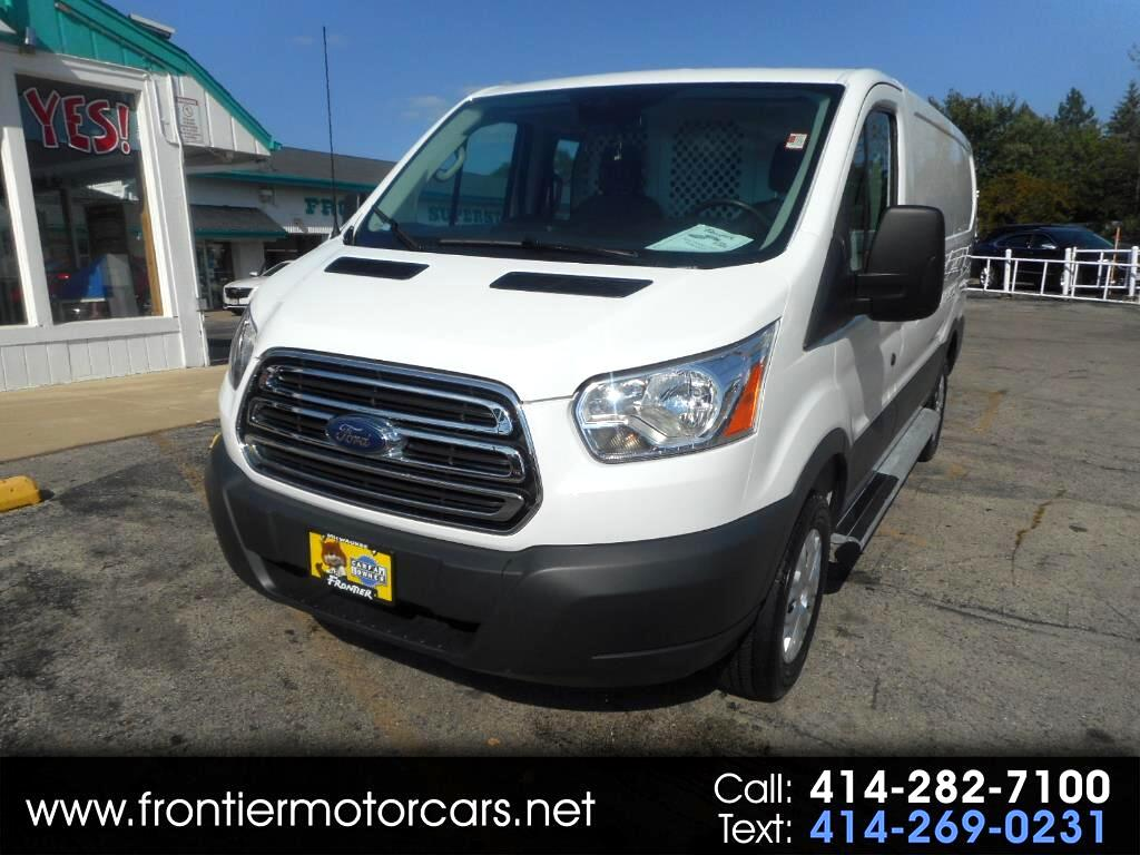 "2016 Ford Transit Cargo Van T-250 130"" Low Rf 9000 GVWR Swing-Out RH Dr"