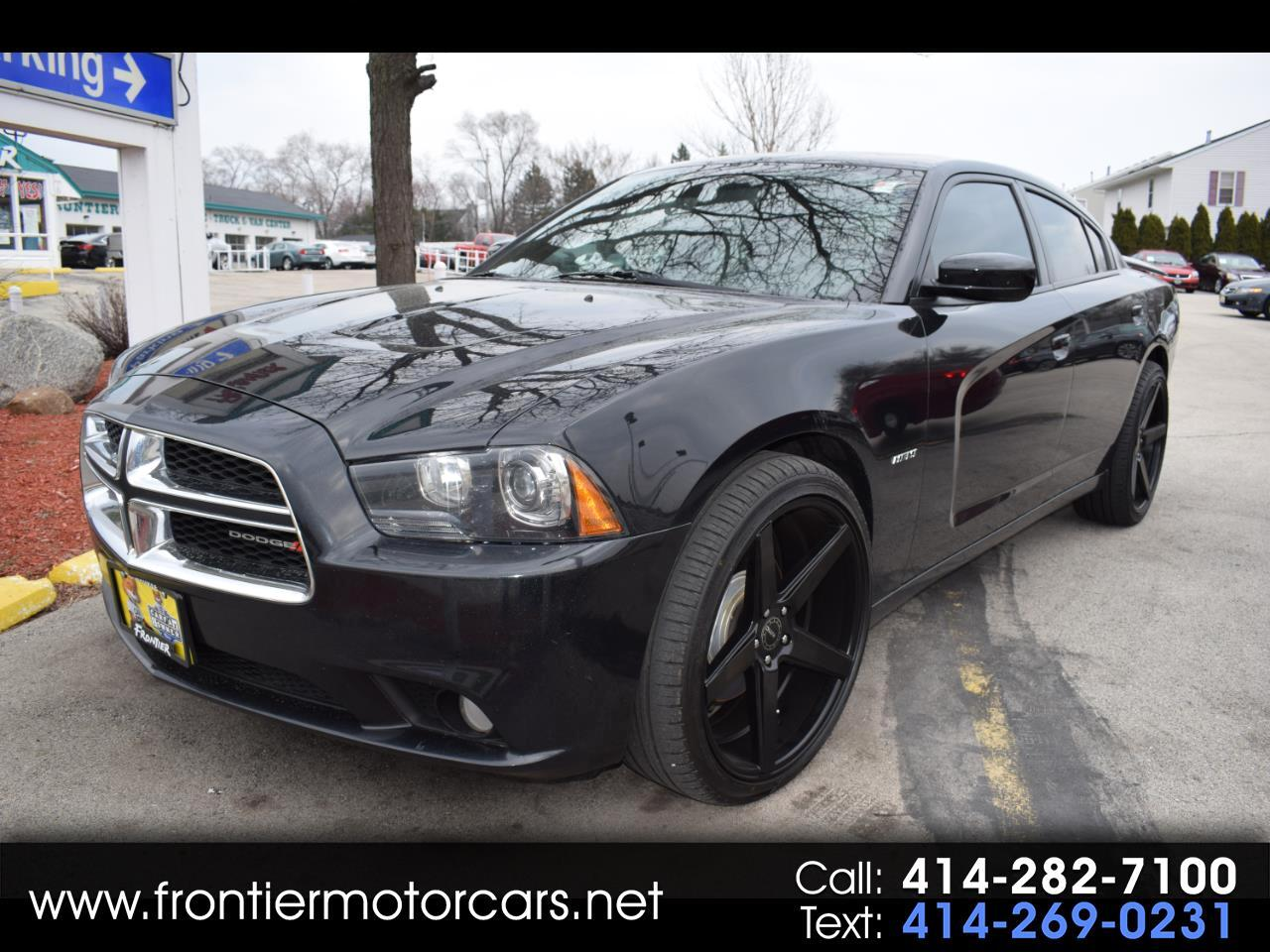 2013 Dodge Charger 4dr Sdn RT Plus AWD