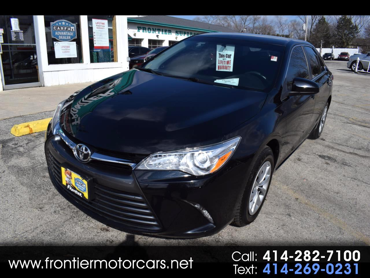 2016 Toyota Camry 2014.5 4dr Sdn I4 Auto LE (Natl)