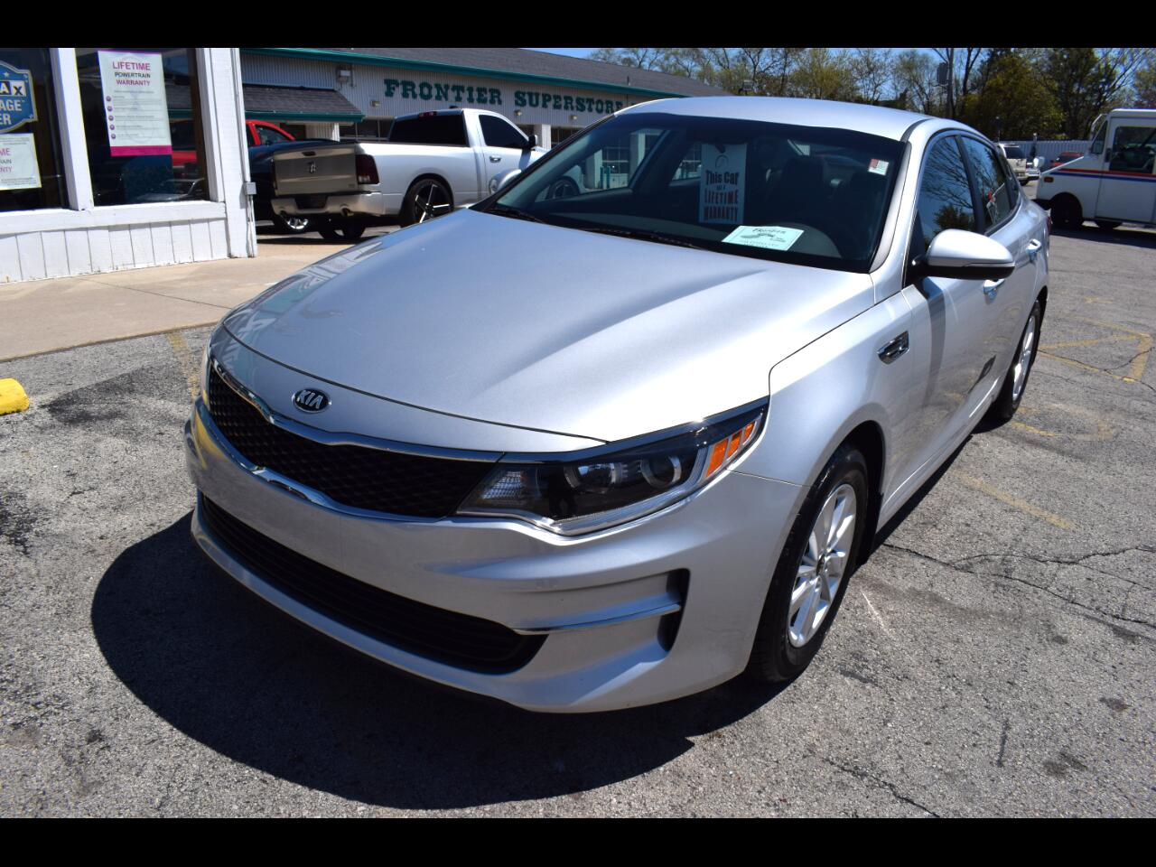 Kia Optima 4dr Sdn LX 2016