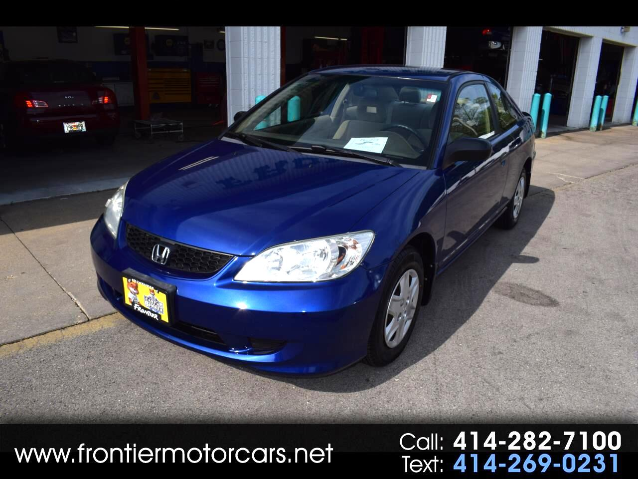 Honda Civic Cpe VP MT 2005