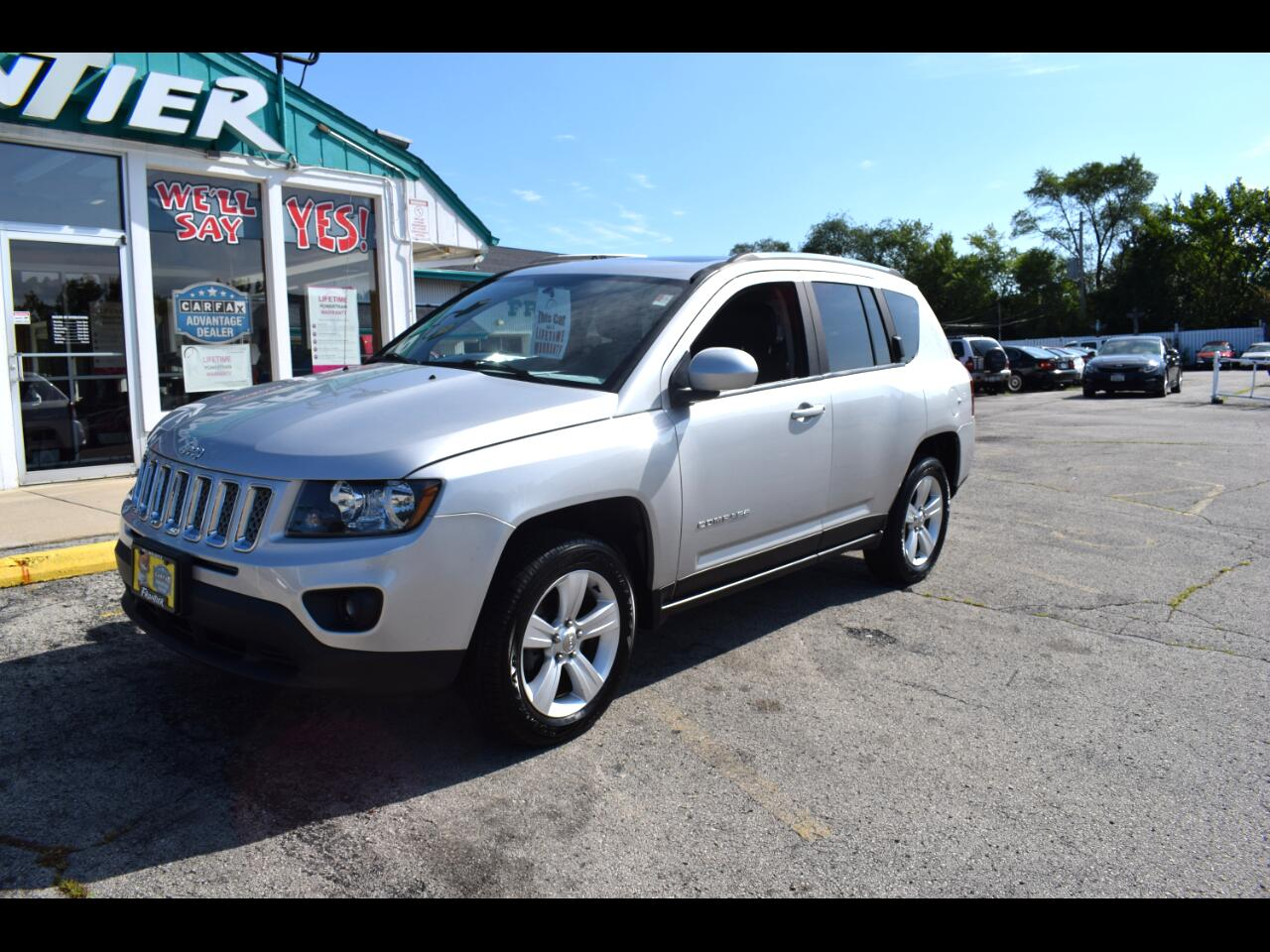 Jeep Compass 4WD 4dr Latitude 2014