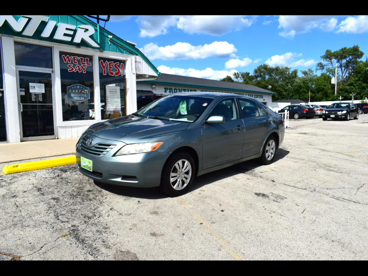 Toyota Camry 4dr Sdn I4 Auto XLE (Natl) 2007