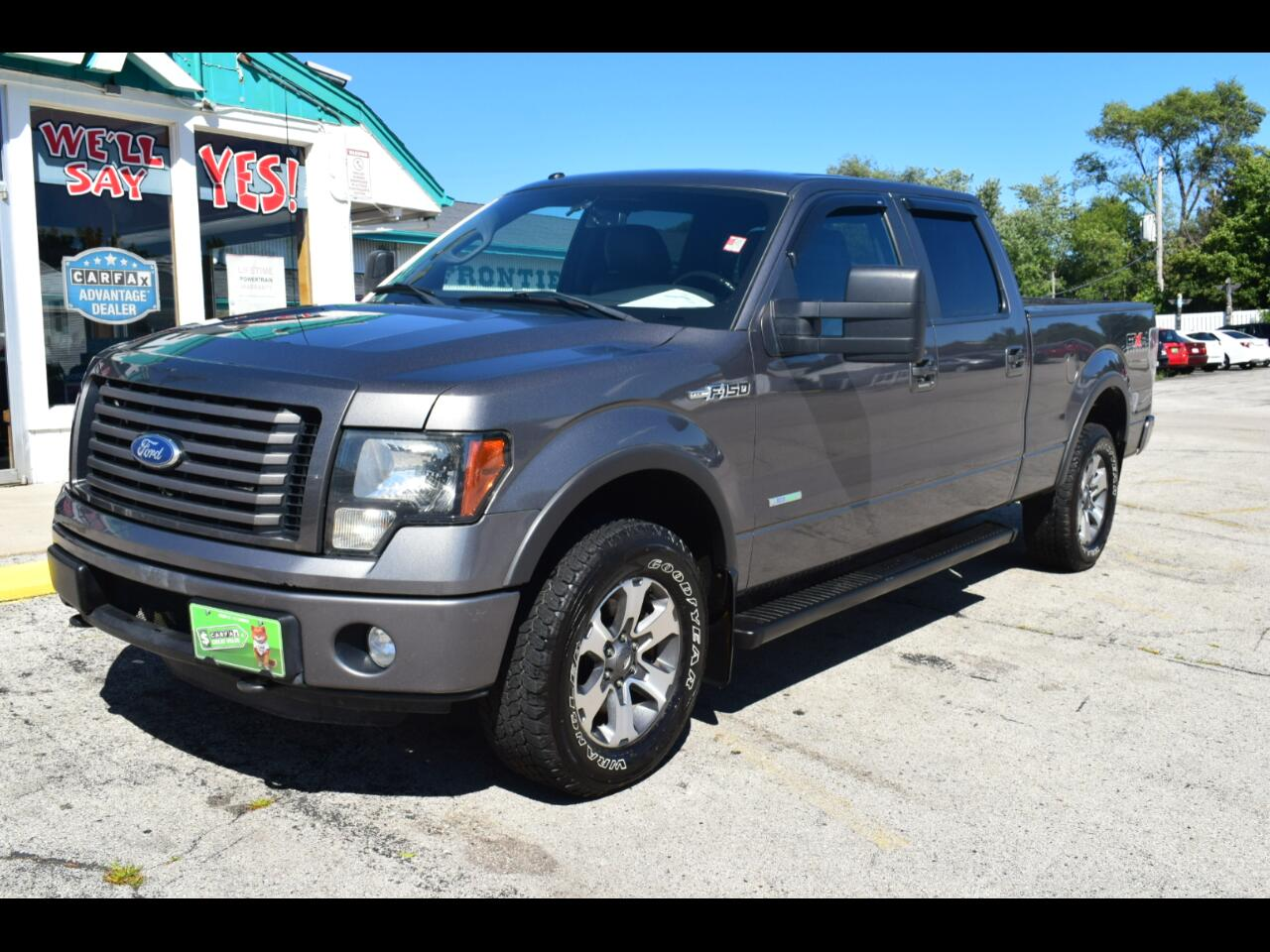 Ford F-150 FX4 4WD 2011