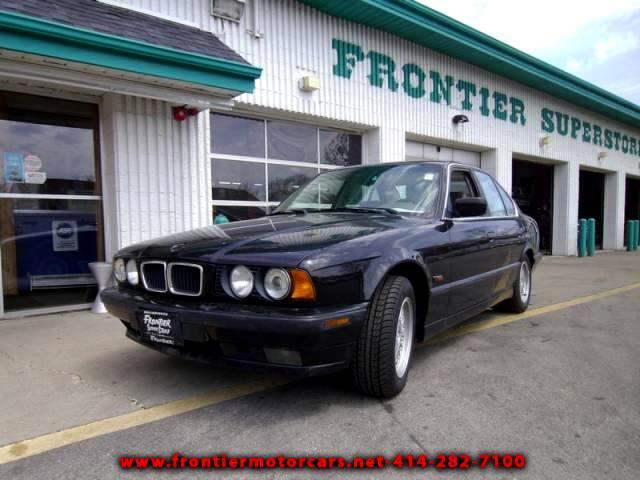 1995 BMW 5 Series -Spd 540iA
