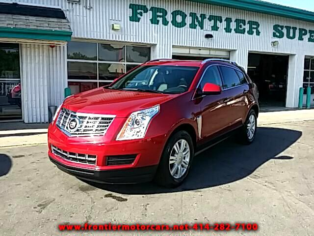 Cadillac SRX Luxury Collection AWD 2015
