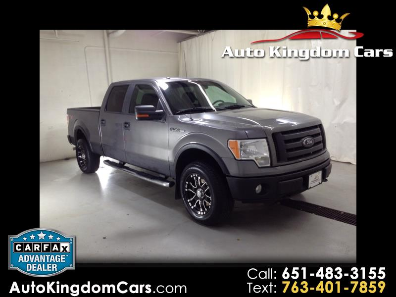 2010 Ford F-150 FX4 SuperCrew 6.5-ft Box 4WD