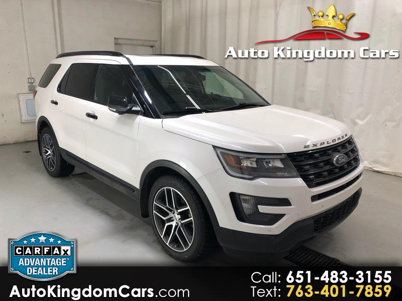 2016 Ford Explorer Sport 4WD