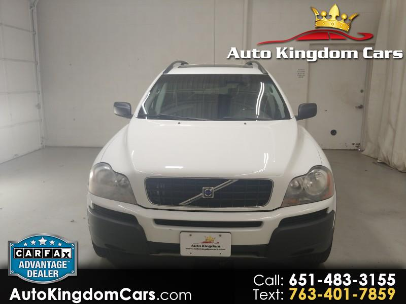 Used 2006 Volvo Xc90 2 5t For Sale In Blaine Mn 55434 Auto Kingdom Cars