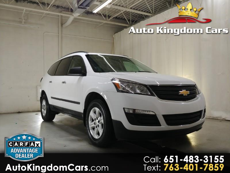 Chevrolet Traverse LS AWD 2017