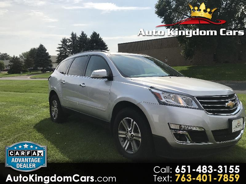 Chevrolet Traverse 1LT FWD 2016