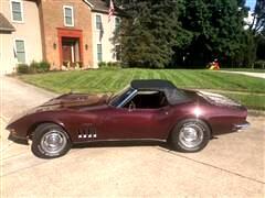 1969 Chevrolet Corvette Sting Ray