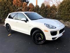 2016 Porsche Cayenne Hybrid