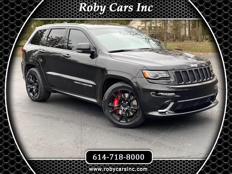Your Racetrack Suv 2018 Jeep Grand Cherokee Trackhawk Carfax