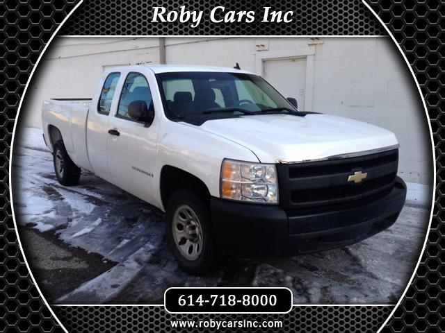 2007 Chevrolet Silverado 1500 Work Truck Ext. Cab Short Box 2WD