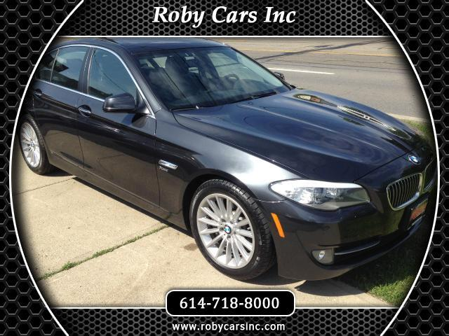 2012 BMW 5-Series XI
